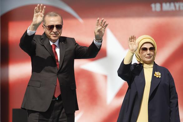 Tổng thống Thổ Nhĩ Kỳ gây sốc: Israel giết người kiểu Đức quốc xã - Ảnh 2.