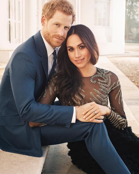 Hôm nay, hoàng tử Harry và diễn viên Mỹ Meghan Markle làm đám cưới - Ảnh 1.
