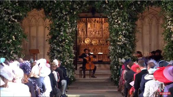 Những khoảnh khắc đẹp nhất của đám cưới Hoàng gia - Ảnh 11.