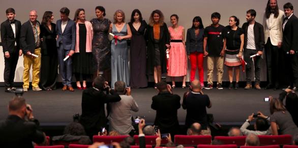 Cannes 2018: Phim Lý Nhã Kỳ góp vốn không đoạt giải nào - Ảnh 1.