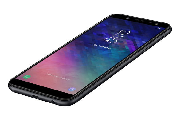 Samsung chính thức tung ra cặp đôi Galaxy A6/A6+ - Ảnh 2.