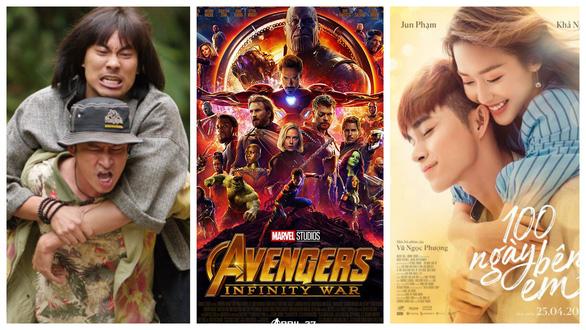 Ai cũng sợ Avengers lấy ai giữ 'gôn' cho phim Việt? - Ảnh 1.
