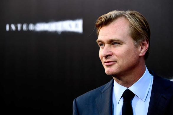 Đạo diễn lừng danh Christopher Nolan kể chuyện làm phim tại Cannes - Ảnh 1.