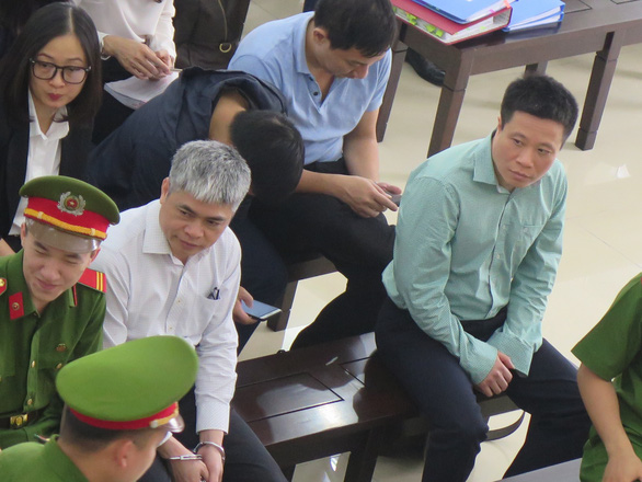 Đại án Oceanbank: Hà Văn Thắm nhận cố ý làm trái chứ không tham ô - Ảnh 2.
