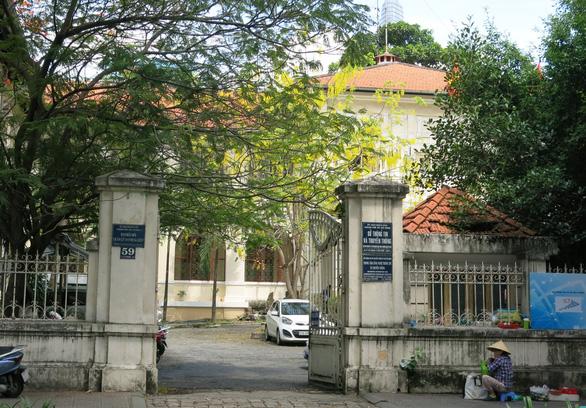 Tòa nhà Dinh Thượng Thơ không phải là di tích - Ảnh 1.