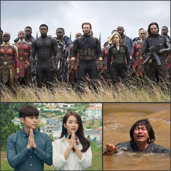 Ai cũng sợ Avengers lấy ai giữ 'gôn' cho phim Việt? - Ảnh 5.