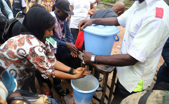 Ebola trở lại Tây Phi lần thứ 9 với 25 người đã thiệt mạng - Ảnh 1.