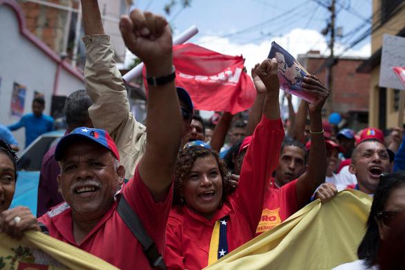 Bầu cử Venezuela: Tổng thống đương nhiệm đối đầu 2 ứng viên thân Mỹ - Ảnh 3.