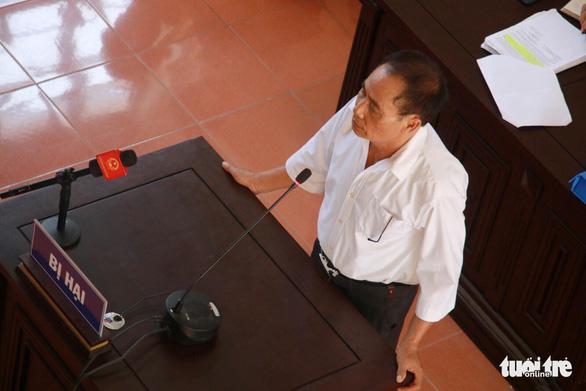 Gia đình nạn nhân đề nghị tòa tuyên bác sĩ Lương vô tội - Ảnh 2.
