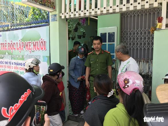 Người hành hạ trẻ trong clip ở Đà Nẵng là chủ nhóm trẻ - Ảnh 5.