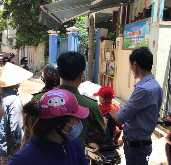 Người hành hạ trẻ trong clip ở Đà Nẵng là chủ nhóm trẻ - Ảnh 4.