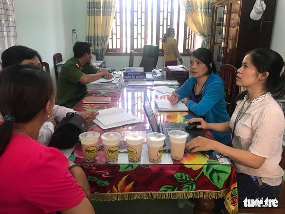 Sau bữa liên hoan trà sữa tại trường, hơn 40 học sinh đi cấp cứu - Ảnh 3.