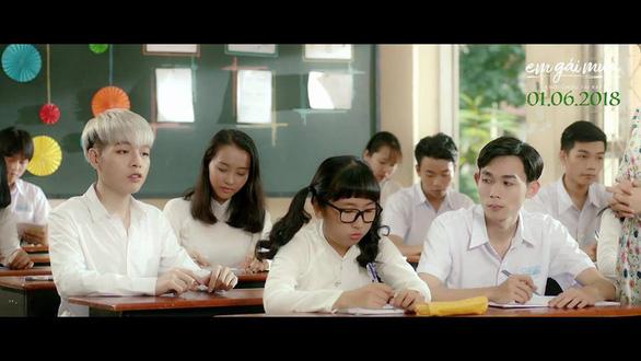 Đức Phúc kể chuyện tình học trò trong MV Nam sinh nữ sinh - Ảnh 3.
