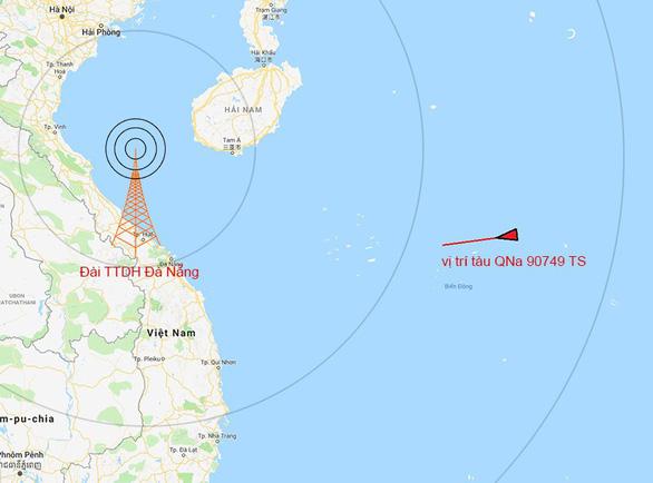 Ngư dân Đà Nẵng: 4 chuyến ra khơi, 2 lần cứu người - Ảnh 2.