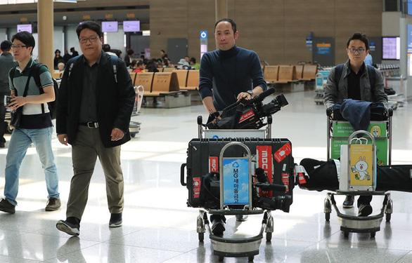 Triều Tiên thu 10.000 USD mỗi nhà báo nước ngoài tới Punggye-ri - Ảnh 1.