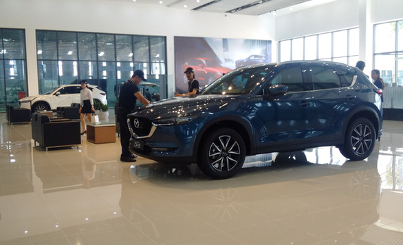 Giá xe ô tô tháng 5: Mazda - Mitsubishi - Nissan tăng, Chevrolet và Ford giảm - Ảnh 1.