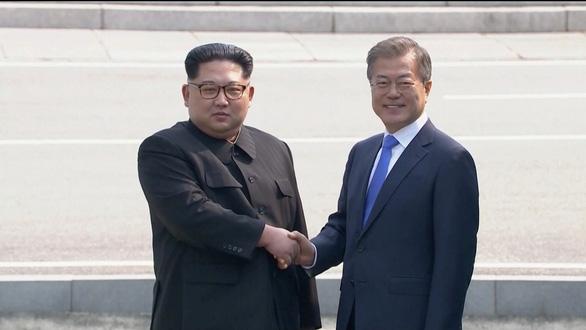 Thượng đỉnh Mỹ - Triều: ông Moon Jae In mới là nhân tố chính? - Ảnh 2.