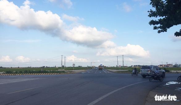 Tranh cãi về đường BOT một nơi trạm thu phí một nẻo ở Thái Bình - Ảnh 1.