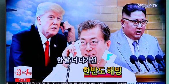 Thượng đỉnh Mỹ - Triều: ông Moon Jae In mới là nhân tố chính? - Ảnh 1.
