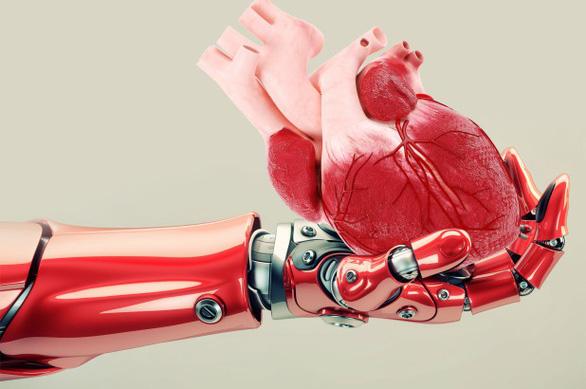 Robot giờ còn có thể nuôi cấy nội tạng người nhanh chóng - Ảnh 1.