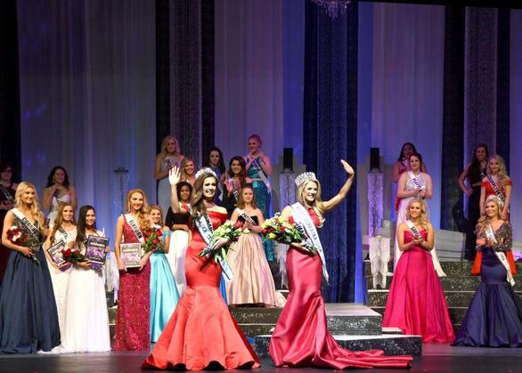 Cô gái 1m65 đăng quang hoa hậu Mỹ với phần thi ứng xử xuất sắc - Ảnh 5.