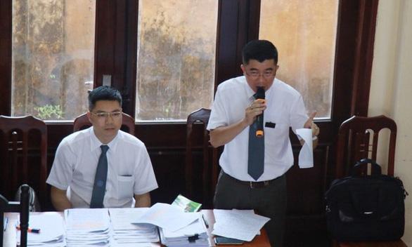 Luật sư đề nghị điều tra trách nhiệm ông Trương Quý Dương - Ảnh 1.