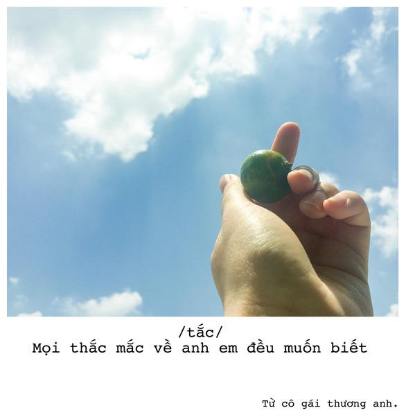 Bộ ảnh thả thính bằng trái cây của cô gái Sài Gòn - Ảnh 8.
