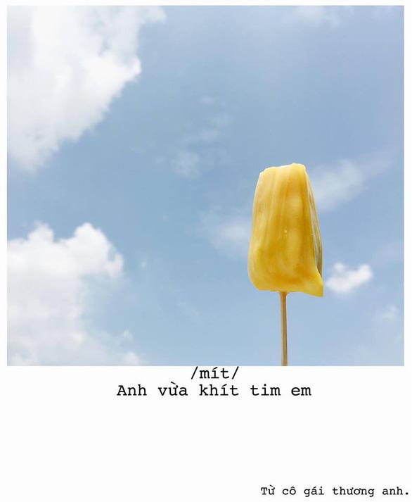 Bộ ảnh thả thính bằng trái cây của cô gái Sài Gòn - Ảnh 10.