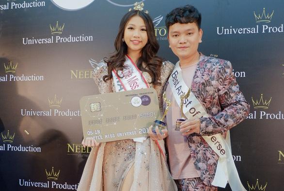 Hoa hậu hoàn vũ nhí 2018: 'Em chỉ chạy show vào dịp cuối tuần' - Ảnh 6.