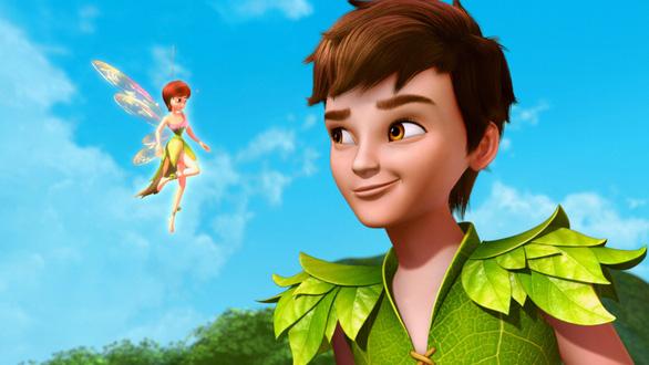 Cuộc hành trình mới của Peter Pan và nàng tiên Tinker Bell - Ảnh 6.