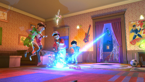 Cuộc hành trình mới của Peter Pan và nàng tiên Tinker Bell - Ảnh 8.
