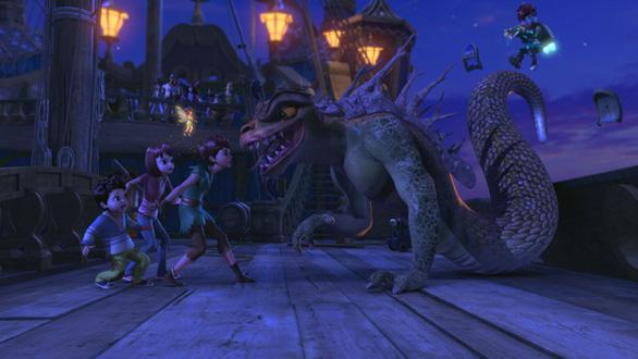 Cuộc hành trình mới của Peter Pan và nàng tiên Tinker Bell - Ảnh 10.