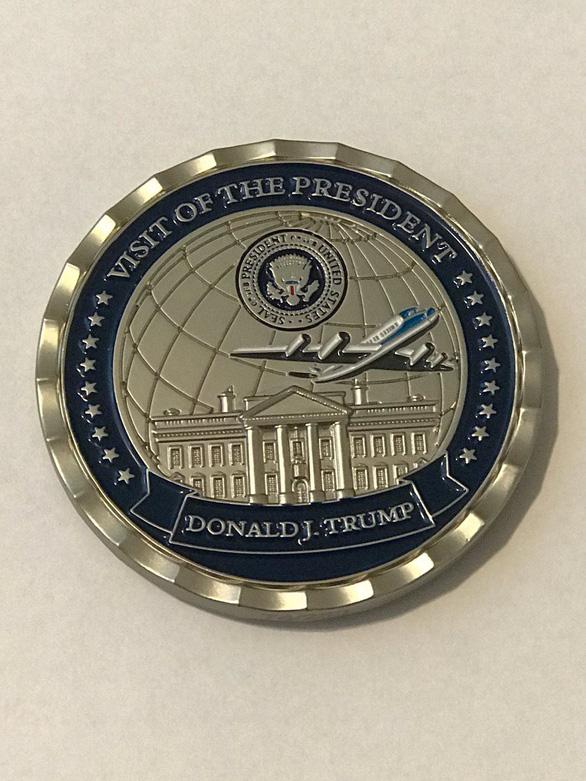 Đồng xu kỷ niệm thượng đỉnh vẫn phát hành - Ảnh 4.