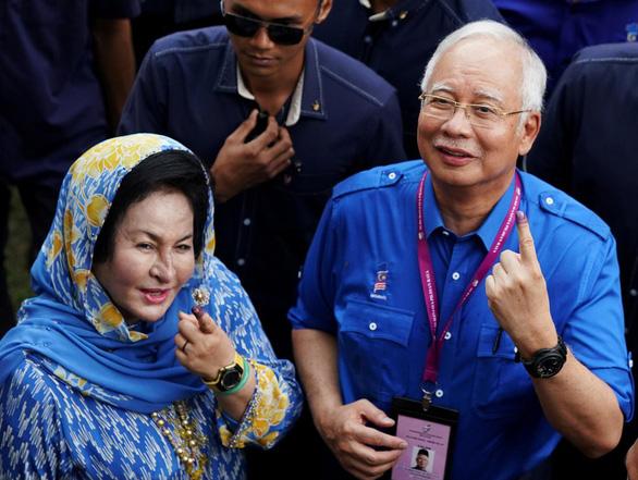 Số túi hàng hiệu của bà vợ cựu thủ tướng Malaysia trị giá 10 triệu đô - Ảnh 1.