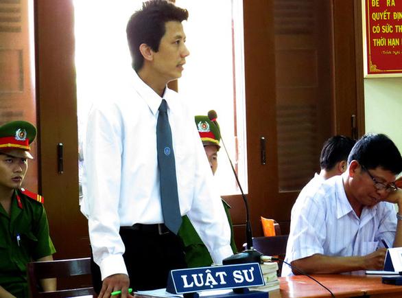 Liên đoàn Luật sư giữ quyết định xóa tên luật sư Võ An Đôn - Ảnh 1.