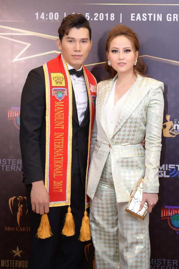 Việt Nam đăng cai tổ chức cuộc thi Manhunt International 2018 - Ảnh 2.