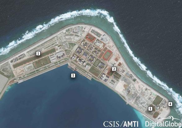 Xây 400 tòa nhà, Trung Quốc tính đưa thủy quân lục chiến tới đá Subi? - Ảnh 1.