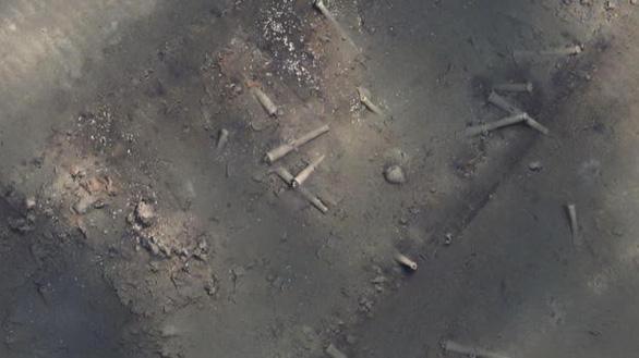 Robot tìm thấy xác tàu cổ chứa tài sản khoảng 17 tỉ USD - Ảnh 1.