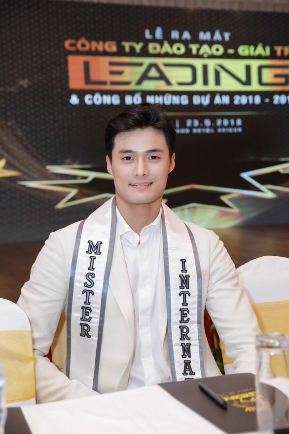 Việt Nam đăng cai tổ chức cuộc thi Manhunt International 2018 - Ảnh 6.