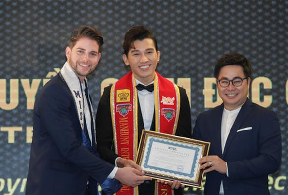 Việt Nam đăng cai tổ chức cuộc thi Manhunt International 2018 - Ảnh 1.