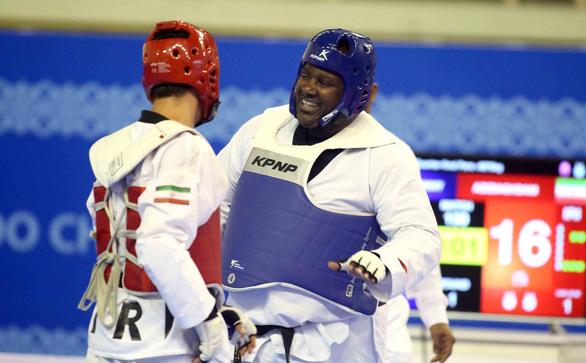 Những hình ảnh đầy cảm xúc tại giải Taekwondo người khuyết tật - Ảnh 6.