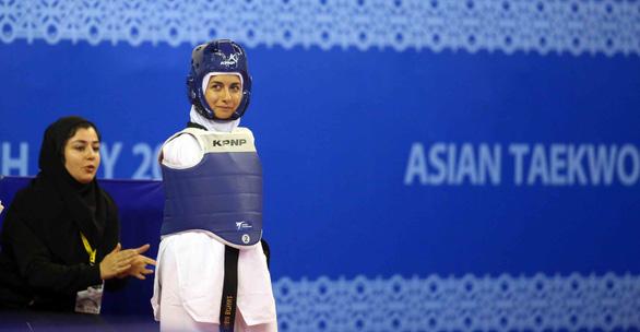 Những hình ảnh đầy cảm xúc tại giải Taekwondo người khuyết tật - Ảnh 2.