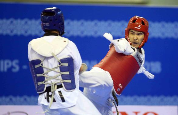Những hình ảnh đầy cảm xúc tại giải Taekwondo người khuyết tật - Ảnh 4.