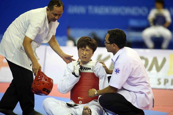 Những hình ảnh đầy cảm xúc tại giải Taekwondo người khuyết tật - Ảnh 8.