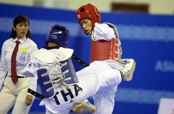 Những hình ảnh đầy cảm xúc tại giải Taekwondo người khuyết tật - Ảnh 5.