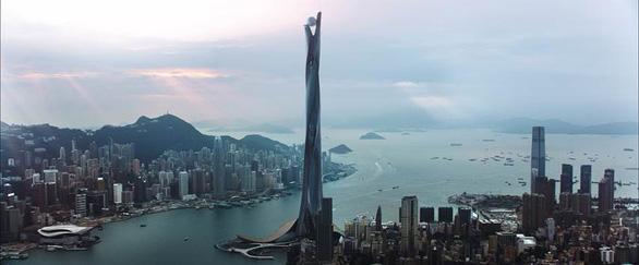 Trailer Skyscraper (Tòa tháp chọc trời) ngập tràn cảnh thảm họa - Ảnh 3.
