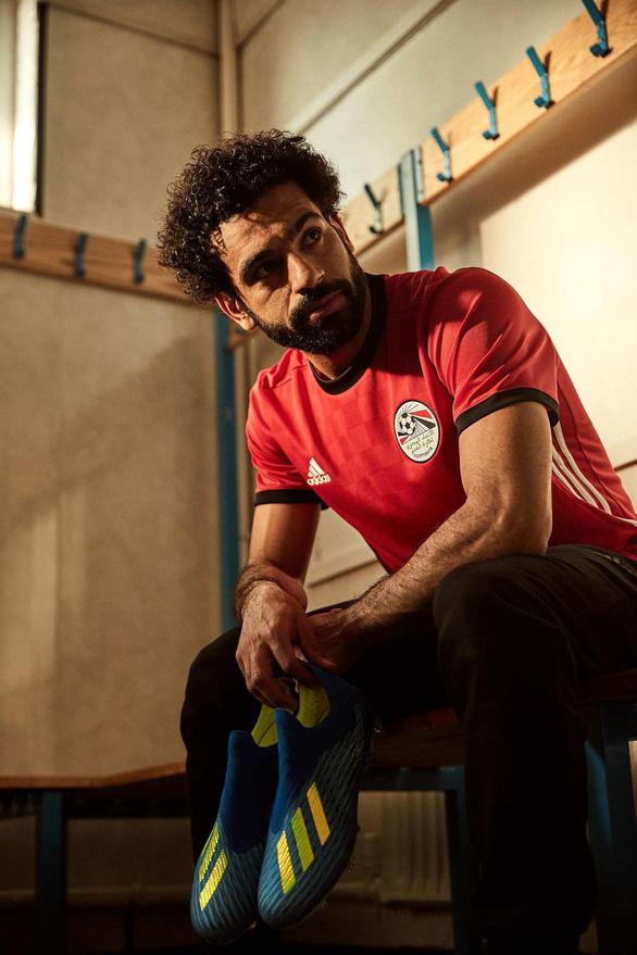 Salah mang giày tăng tốc độ ở chung kết Champions League - Ảnh 1.