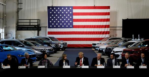 Đánh thuế ôtô, ông Trump đưa đồng minh và đối thủ về với nhau? - Ảnh 5.