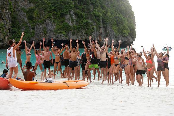 'Vịnh thiên đường' Thái Lan đóng cửa để phục hồi sinh thái - Ảnh 8.