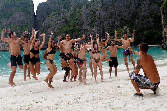 'Vịnh thiên đường' Thái Lan đóng cửa để phục hồi sinh thái - Ảnh 12.